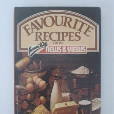 Libros de segunda mano: FAVOURITE RECIPES FROM FARMER'S WIFE/1978,. Lote 210582143