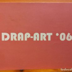 Libros de segunda mano: DRAP ART 06. GENERALITAT DE CATALUNYA. Lote 211406816