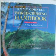 Libros de segunda mano: JIMMY CORNELL - WORLD CRUISING HANDBOOK - 2ª EDICIÓN 1996.. Lote 211414024
