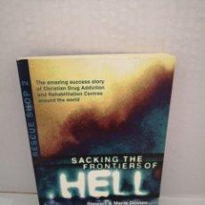 Libros de segunda mano: SACKING THE FRONTIERS OF HELL. Lote 211456251