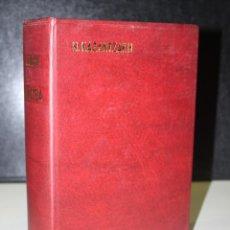 Libros de segunda mano: ODYSSEIA.. Lote 211451320