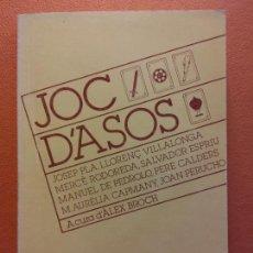 Libros de segunda mano: JOC D'ASOS. A CURA D'ALEX BROCH. EDICIONS DE LA MAGRANA. Lote 211676843
