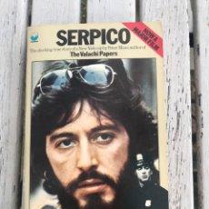 Libros de segunda mano: SERPICO. 1974. EN INGLÉS. Lote 211678400
