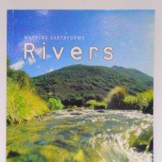 Libros de segunda mano: RIVERS. MAPPING EARTHFORMS, CATHERINE CHAMBERS. HEINEMANN (INGLÉS) 9780431110011. Lote 211694141