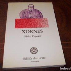 Libros de segunda mano: XORNES, BIEITO CUPEIRO, EDICIÓS DO CASTRO NARRATIVA 1.987 ILUST. MANOEL CORDEIRO, LIMIA FIZ A. FERNÁ. Lote 211704590