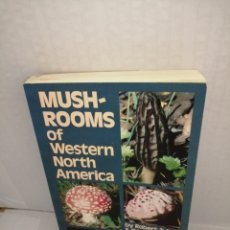 Livres d'occasion: MUSHROOMS OF WESTERN NORTH AMERICA (CALIFORNIA NATURAL HISTORY GUIDES). Lote 212360280