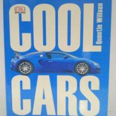 Libros de segunda mano: COOL CARS, QUENTIN WILSON. DK. 9781409339847. Lote 212998303