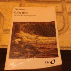 Livros em segunda mão: GRIMM CONTES. Lote 213201633