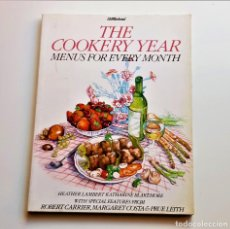 Libri di seconda mano: LIBRO DE COCINA THE COOKERY YEAR - 22 X 28.CM. Lote 213575666