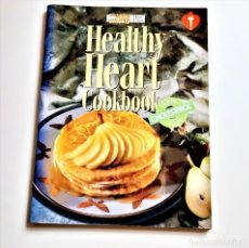 Libri di seconda mano: LIBRO REVISTA GRUESA COCINA HEALTHY HEART COOKBOOK - 21 X 28.CM. Lote 213577447