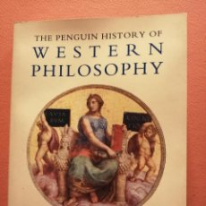 Libri di seconda mano: THE PENGUIN HISTORY OF WESTERN PHILOSOPHY. D.W. HAMLYN. PENGUIN BOOK. Lote 214098398