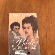 Libros de segunda mano: PRIDE AND PREJUDICE. Lote 215050137