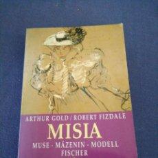 Libros de segunda mano: MISIA. ARTHUR GOLD/ROBERT FIZDALE. AÑO 1991. EN ALEMÁN. Lote 217254136