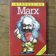 Libros de segunda mano: RIUS - INTRODUCING MARX - 1999 - EN INGLÉS - ILUSTRADO, COMUNISMO, MARXISMO, INTRODUCCIÓN A MARX. Lote 217561205