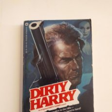 Libros de segunda mano: MASSACRE AT RUSSIAN RIVER - DIRTY HARRY. Lote 218226970