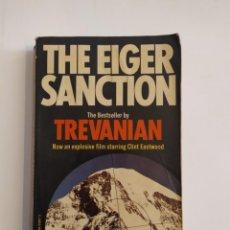 Libros de segunda mano: THE EIGER SANCTION. Lote 218227608