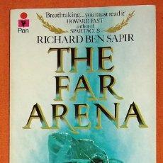 Libros de segunda mano: THE FAR ARENA RICHARD BEN SAPIR. Lote 218243858