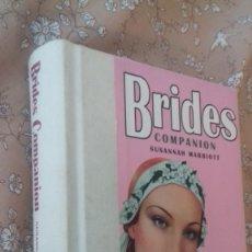 Libros de segunda mano: BRIDES COMPANION DE SUSANNAH MARRIOTT ED. MQ PUBLICATIONS, 2005 - ANÉCDOTAS Y FOLCLORE SOBRE BODAS. Lote 218664983