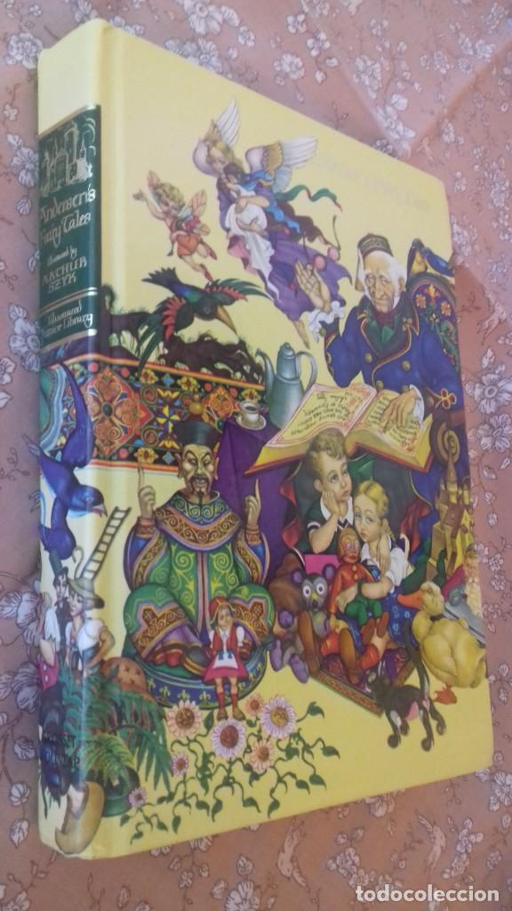 ANDERSEN'S FAIRY TALES. CUENTOS DE H.C. ANDERSEN ILUSTRADOS POR ARTHUR SZYK (1945) ED. 1995 (Libros de Segunda Mano - Otros Idiomas)