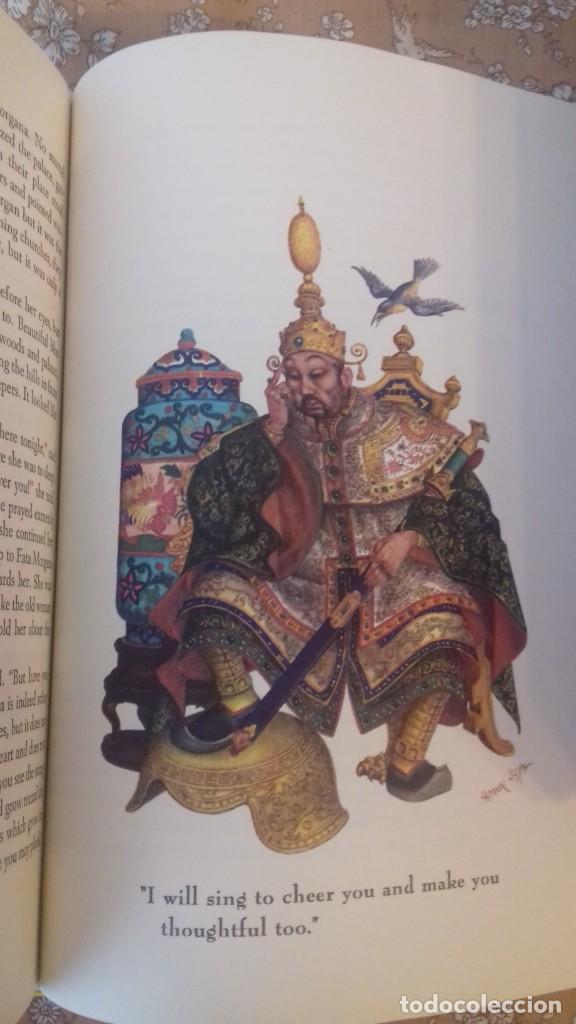 Libros de segunda mano: Andersens Fairy Tales. Cuentos de H.C. Andersen ilustrados por Arthur Szyk (1945) Ed. 1995 - Foto 4 - 218677947