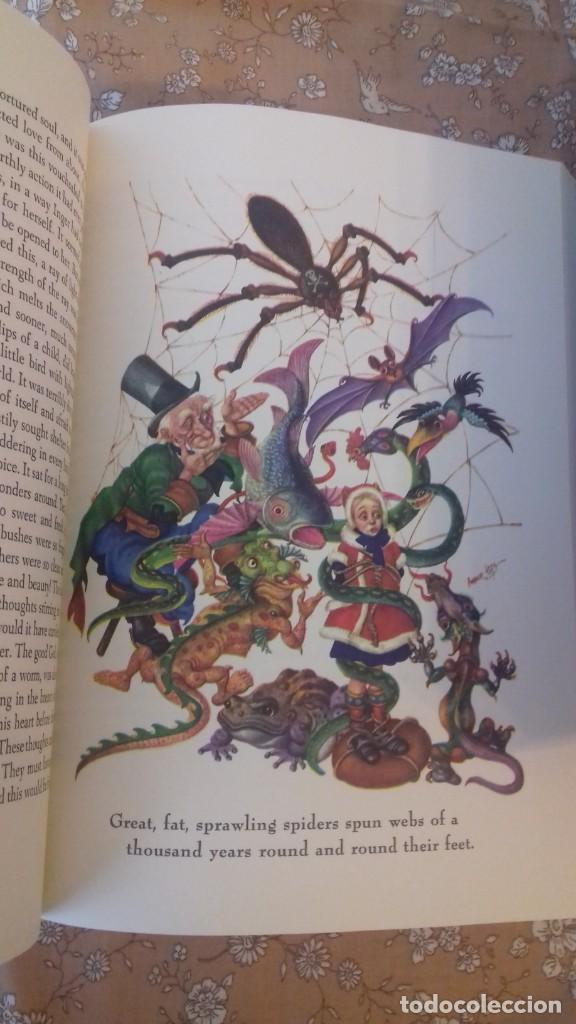 Libros de segunda mano: Andersens Fairy Tales. Cuentos de H.C. Andersen ilustrados por Arthur Szyk (1945) Ed. 1995 - Foto 6 - 218677947