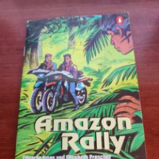 Libros de segunda mano: AMAZON RALLY EDUARDO AMOS AND ELISABETH PRESCHER. Lote 218729853