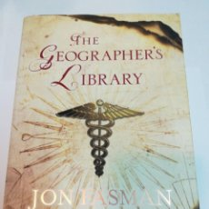 Libros de segunda mano: JON FASMAN THE GEOGRAPHER'S LIBRARY S826AT. Lote 218769797