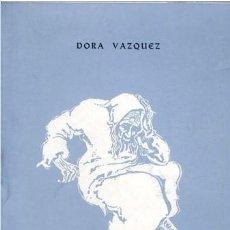 Libros de segunda mano: TRES CADROS DE TEATRO GALEGO 1973.DORA VÁZQUEZ. Lote 218865640