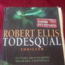 Libros de segunda mano: TODESQUAL. ROBERT ELLIS. Lote 219260135