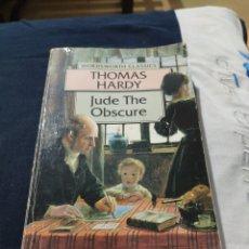 Libros de segunda mano: JUDE THE OBSCURE (THOMAS HARDY). Lote 220436295