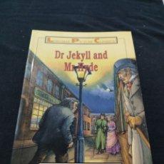 Libros de segunda mano: DR. JEKYLL AND MR HYDE (ROBERT LOUIS STEVENSON). Lote 220437791