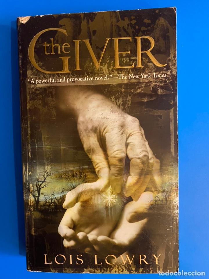 LIBRO EN INGLÉS. THE GIVER. LOIS LOWRY. 1999 (Libros de Segunda Mano - Otros Idiomas)