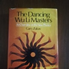 Libros de segunda mano: THE DANCING WU LI MASTER. GARY ZUKAV. 1979.. Lote 220660337