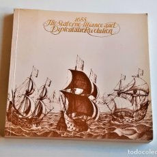 Livres d'occasion: 1989 LIBRO 1688 THE SEABORNE ALLIANCE AND DIPLOMATIC REVOLUTION - 21 X 20.CM. Lote 220751352