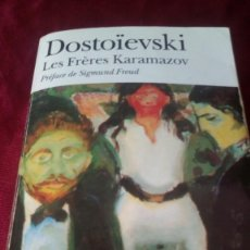 Libros de segunda mano: DOSTOÏEVSKI. LES FRÈRES KARAMAZOV. Lote 220920216