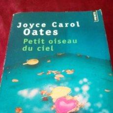 Libros de segunda mano: OATES. JOYCE CAROL. Lote 220929846