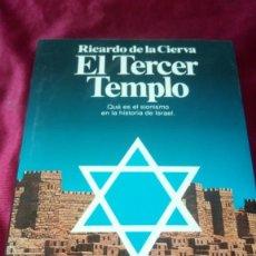 Libros de segunda mano: EL TERCER TIEMPO. RICARDO DE LA CIERVA. Lote 220935297