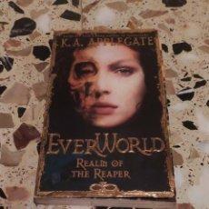 Libros de segunda mano: EVERWORLD, REALM OF THE REAPER (K.A. APPLEGATE). Lote 221006111