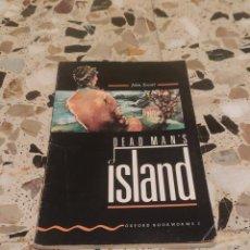 Libros de segunda mano: DEAD MAN'S ISLAND (JOHN ESCOTT). Lote 221006695