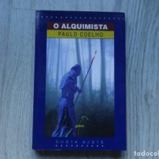 Libri di seconda mano: O ALQUIMISTA - PAULO COELHO - GALEGO. Lote 221382325