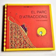 Libri di seconda mano: LIBRO EL PARC DATRACCIONS - 19 X 19.CM. Lote 221510265