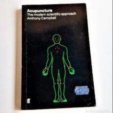 Libros de segunda mano: 1987 LIBRO ACUPUNCTURE - 13 X 20.CM. Lote 221616161