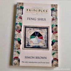 Libros de segunda mano: 1996 LIBRO THORSONS PRINCIPLES OF FENG SHUI - 13 X 20.CM. Lote 221616261