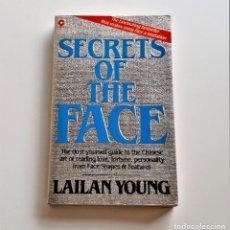 Libros de segunda mano: 1984 LIBRO SECRETS OF THE FACE - 11 X 18.CM. Lote 221617195