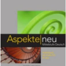 Libros de segunda mano: ASPEKTE NEU 1 EJER. MITTELSTUFE DEUTSCH. - VV.AA... Lote 221860215