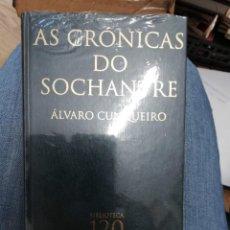 Livros em segunda mão: AS CRÓNICAS DO SOCHANTRE. ÁLVARO CUNQUEIRO. (PRECINTADO). Lote 221971093