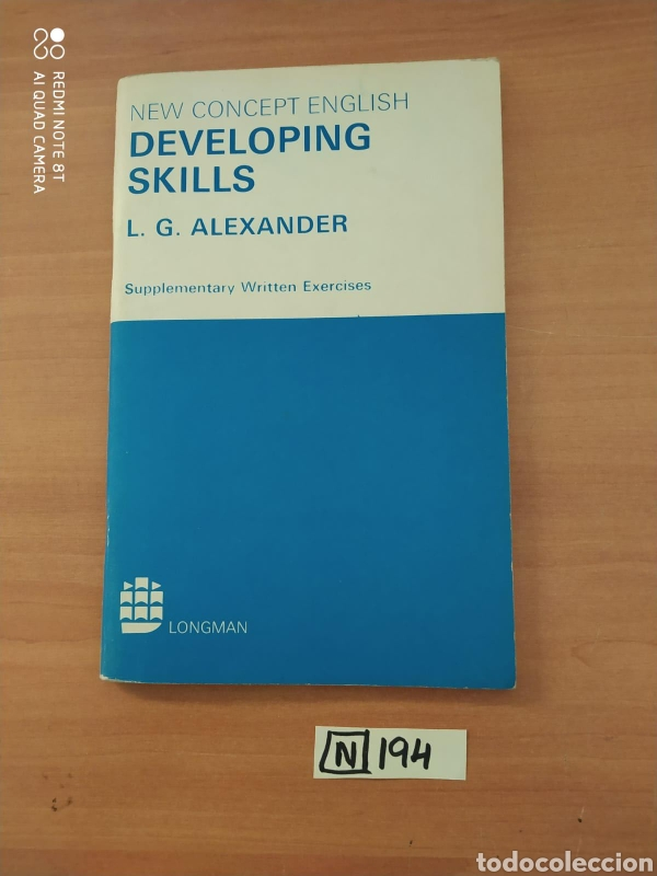 DEVELOPING (Libros de Segunda Mano - Otros Idiomas)