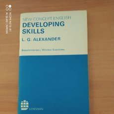 Libros de segunda mano: DEVELOPING. Lote 222091263
