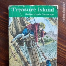 Libros de segunda mano: TREASURE ISLAND/ ROBERT LOUIS STEVENSON/ A PUFFIN BOOK 1971. Lote 222188828