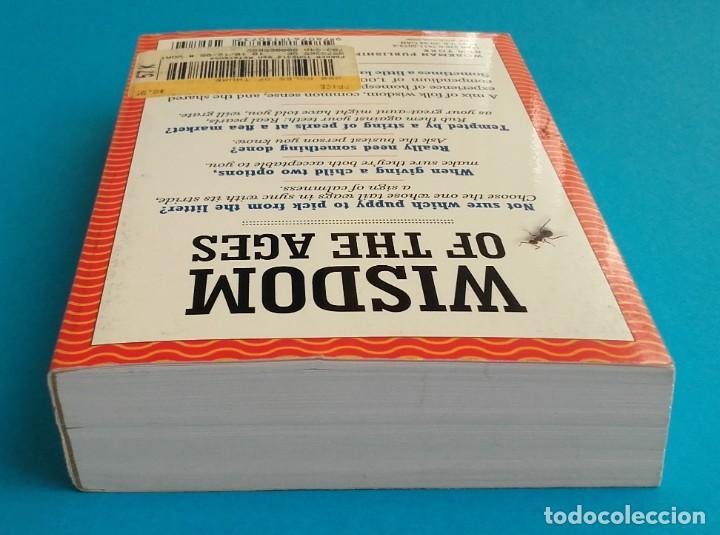 Libros de segunda mano: RULES OF THUMB. A LIFE MANUAL. WISDOM OF ALL AGES. TOM PARKER. 410 PÁGINAS. EN INGLÉS. - Foto 5 - 222359051